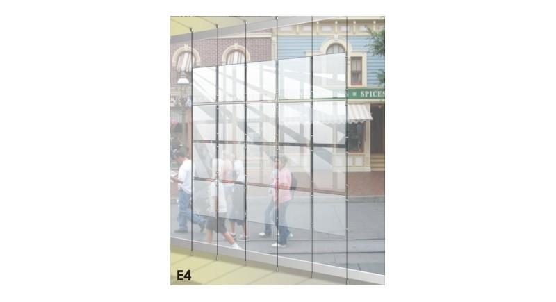 Дисплей за оферти за витрина
