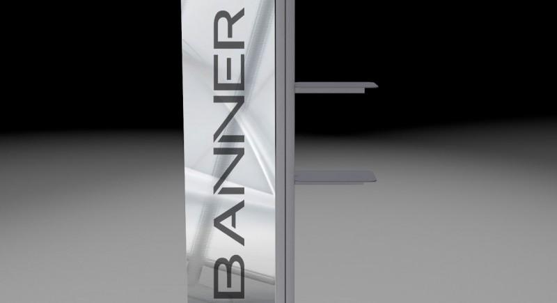 Verso Banner Display