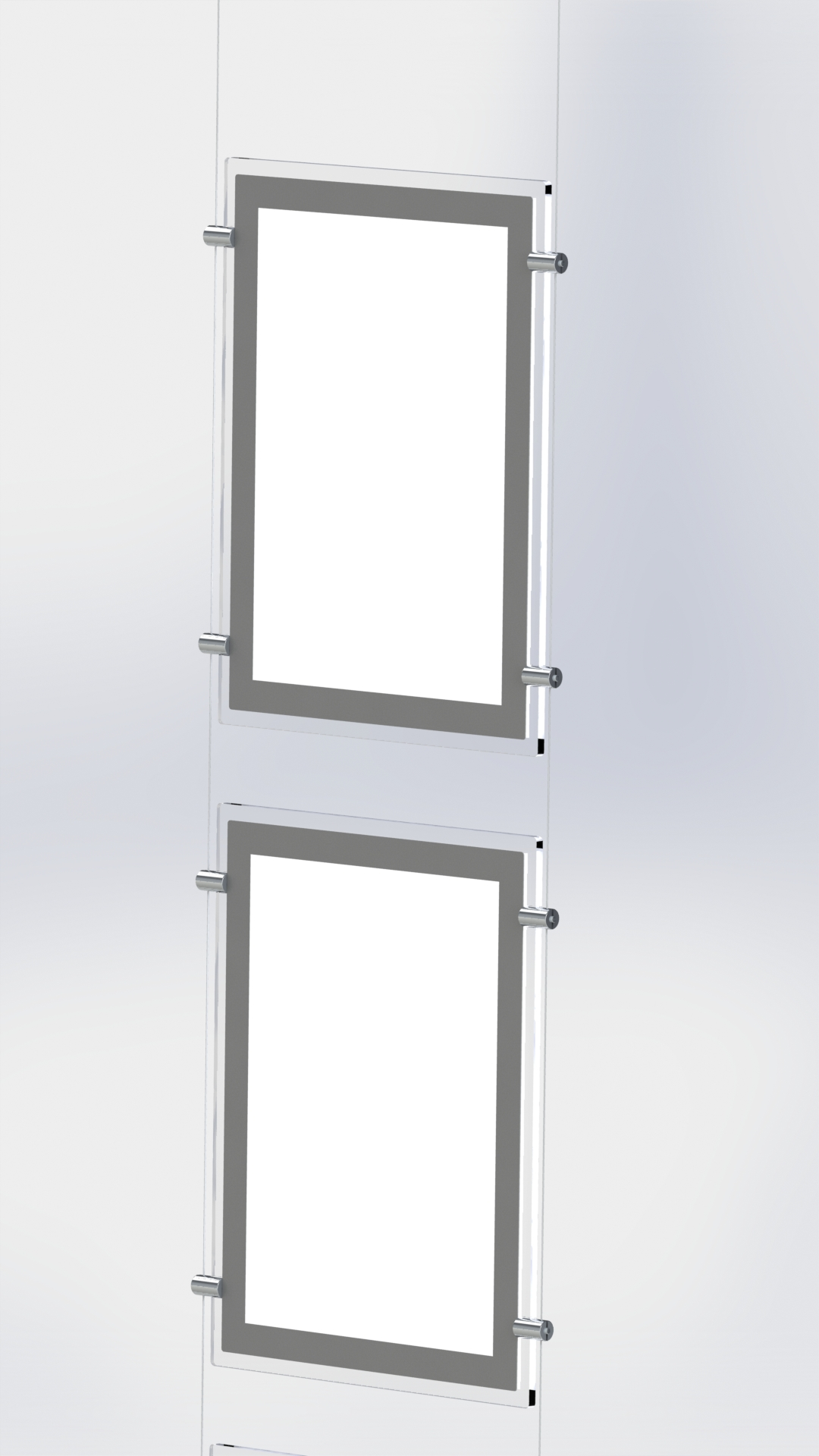 LED Frame cable display